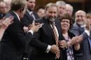 Les élections en Alberta donnent des ailes au NPD de Mulcair