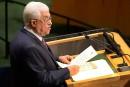 Abbas appelle à mettre fin à l'occupation israélienne «maintenant»