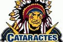 Défaite des Cataractes à Drummondville
