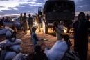Syrie:l'EI aux portes de la ville kurde d'Aïn al-Arab