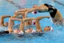 Absences remarquées à laCoupe du mondede nage synchronisée