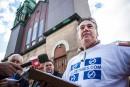 Sans argent, Despins ne démolira pas l'église Saint-Philippe