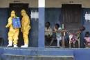 L'Équipe d'intervention en cas de catastrophe pas équipée pour l'Ebola