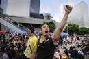 Hong Kong: démonstration de force des manifestants