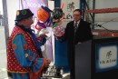 Des ballons syndicaux pour le maire Lehouillier
