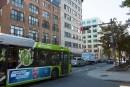 Nouveaux midibus du RTC: deux fois le prix d'un autobus standard