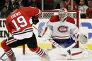 Carey Price serein, le Canadien bat les Blackhawks 3-1