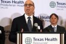 Cafouillage autour du premier cas d'Ebola aux États-Unis
