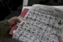Mexique: les proches à la recherche des étudiants disparus