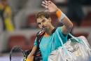 Martin Klizan surprend Rafael Nadal à Pékin