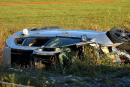 Collision mortelle entre un train et une voiture près de Matane