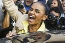Présidentielle brésilienne: Marina Silva arriverait en 3<sup>e</sup> position au 1<sup>er</sup> tour