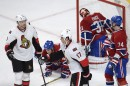Le Canadien s'incline 4-2 face aux Sénateurs