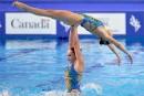 Synchro Canada veut profiter de l'élan vers Rio