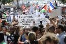 «Il faudra bien à un moment reconnaître l'État palestinien», répète Paris