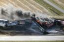Un train de marchandises déraille en Saskatchewan