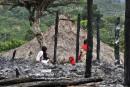 Les foudres du ciel sur une tribu isolée en Colombie