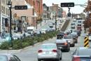 96% des intersections protégées ou partiellement protégées