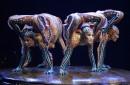 Le Cirque du Soleil à l'Amphithéâtre de Trois-Rivières
