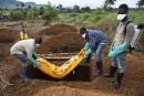 L'Ebola pourrait coûter 32 milliards US à l'Afrique