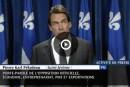 Péladeau refuse de choisir entre politique et Québecor