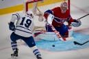 Canadien-Maple Leafs: la fébrilité est palpable