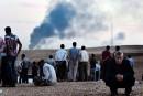 Syrie: l'EI progresse dans Kobané, Washington presse Ankara d'agir