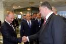 Ukraine: Porochenko rencontrera Poutine à Milan la semaine prochaine