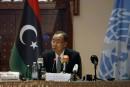 Libye: Ban Ki-Moon appelle à un cessez-le-feu