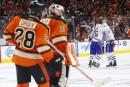 Le Canadien arrache une victoire de 4-3 aux Flyers