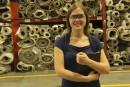 Portrait: Nicole Desnoyers, ingénieure de procédés
