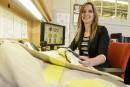 Portrait: Lydia Lebel, technicienne en recherche et développement