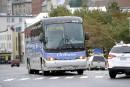Orléans Express: entrée en vigueur de nouveaux parcours en Gaspésie