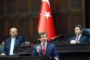 L'armée turque bombarde les rebelles kurdes