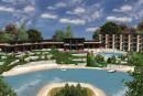 Un nouvel hôtel prend forme à Thetford Mines