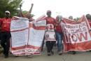 Les écolières nigérianes aux mains de Boko Haram depuis six mois