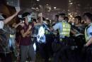 La violence policière dénoncée à Hong Kong