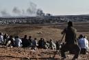 Des centaines de djihadistes tués à Kobané