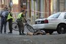 Cycliste écrasé par une autopatrouille: lesfreins défectueux