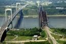 Lévis: le MTQ reporte la reconfiguration de l'approche des ponts