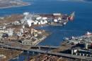 Projet d'agrandissement du Port de Québec: pas d'examen préalable du fédéral