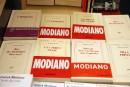 Patrick Modianoen tête des ventes de romans