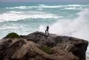 L'ouragan <em>Gonzalo</em>atteint les Bermudes