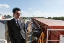 Transport fluvial: le maire de Sorel-Tracy invite à questionner le fédéral