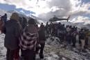 Népal:les sauveteurs récupèrent 12 nouveaux corps