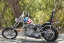 La Harley-Davidson d'<em>Easy Rider</em> adjugée 1,35 million de dollars