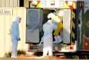 Ebola: des ambulanciers québécois joignent un groupe de vigilance international