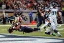 Les Seahawks surpris par l'audace des Rams