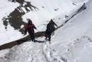 Randonneuses disparues au Népal: les fouilles sont suspendues