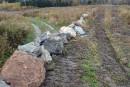 Mine Ascot: la Villebloque l'accès aux véhicules indésirables